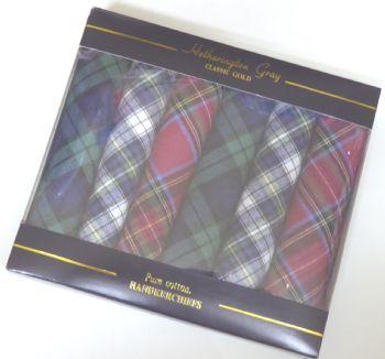 Tartan Handkerchiefs MR65210
